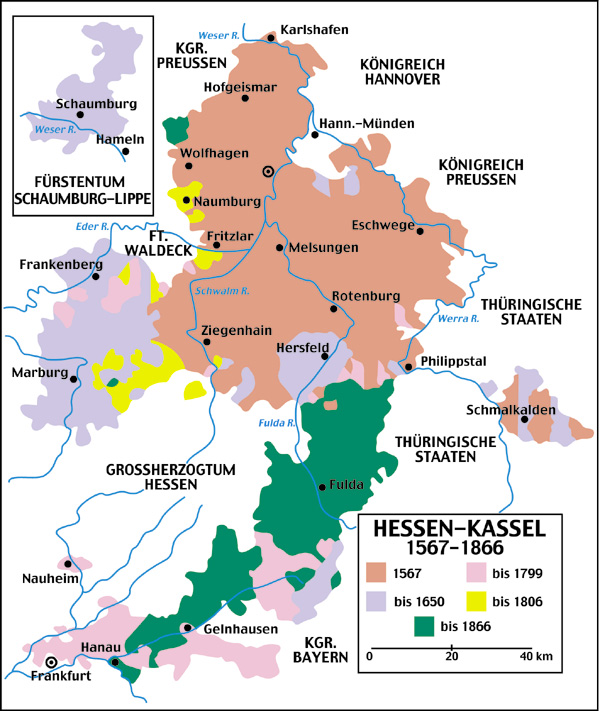 Image: A Land Called Hessen